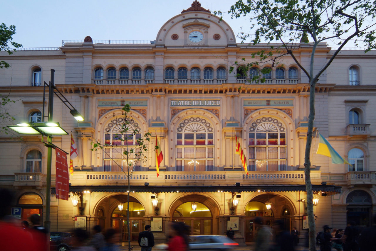 Gran teatro del Liceu