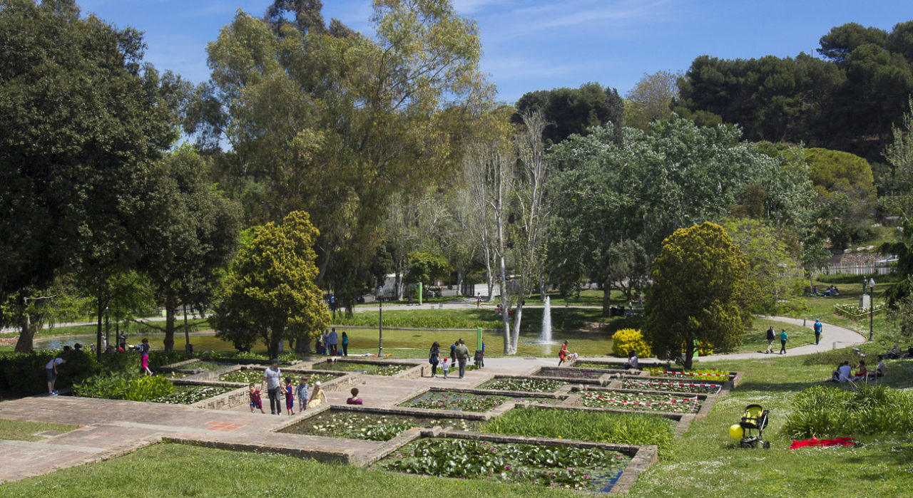 Jardines Mossèn Cinto Verdaguer