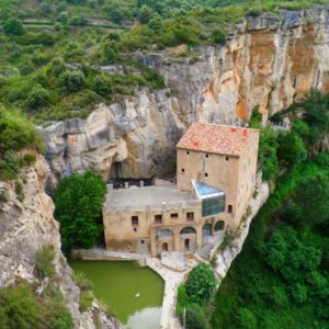 Monasterio de Sant Miquel del Fai1