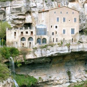 Monasterio de Sant Miquel del Fai2