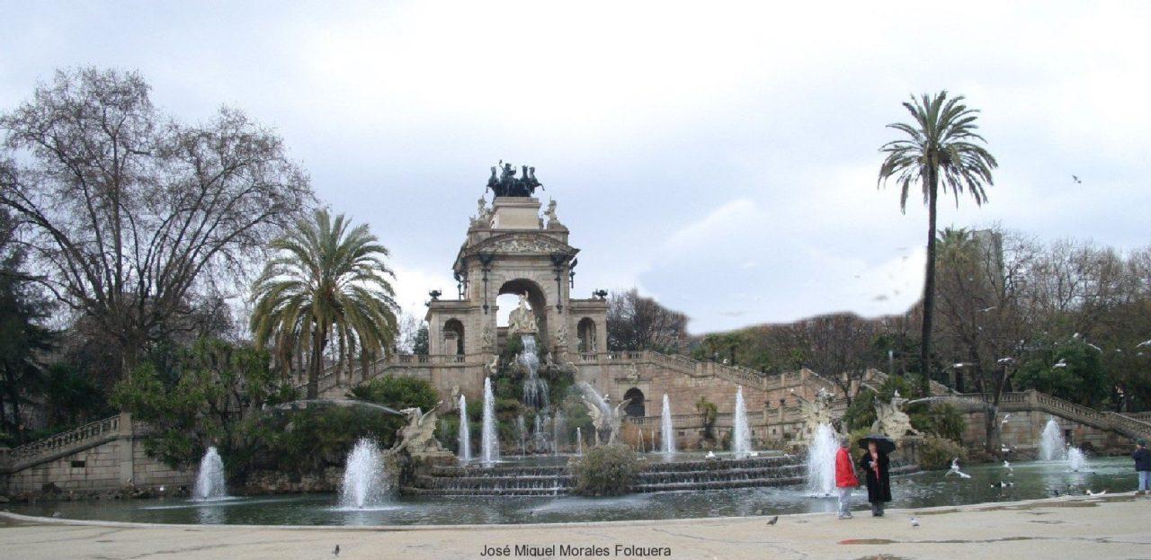 Parque de la Ciudadela y Umbracle