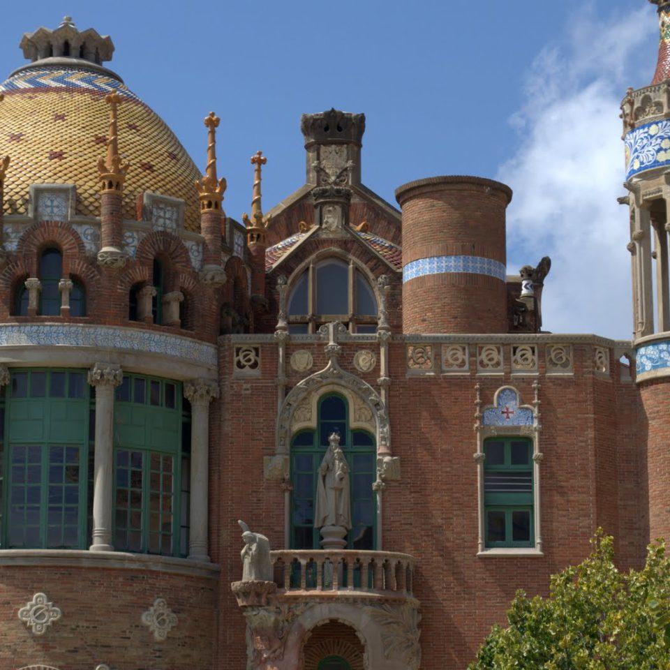 Hospital de Sant Pau – Pavelló de la Mare de Déu de Montserrat