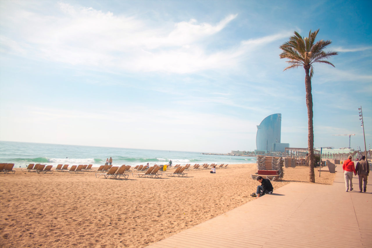 Barceloneta-Beach