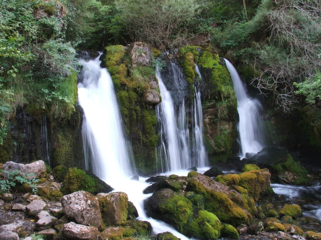 Waterfalls in Catalonia for your audiovisual production