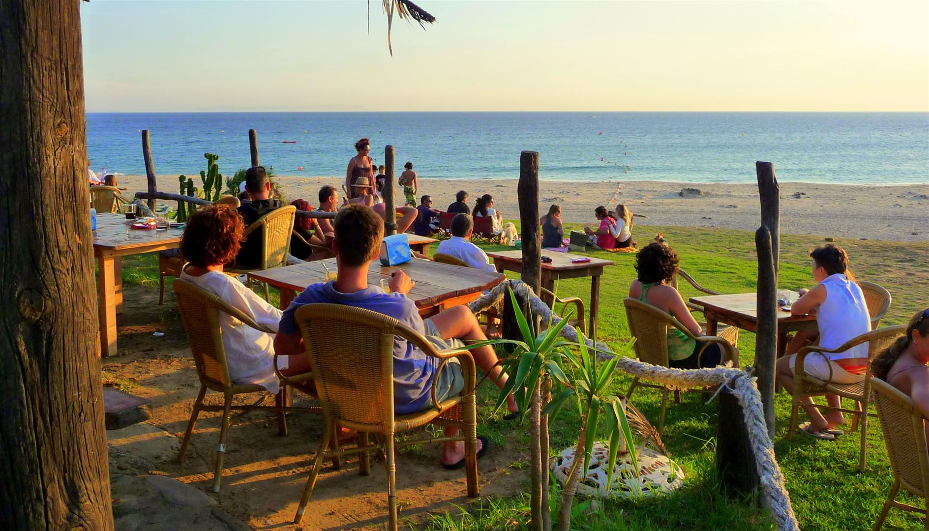 Beach bars in Catalonia as location for your audiovisual production