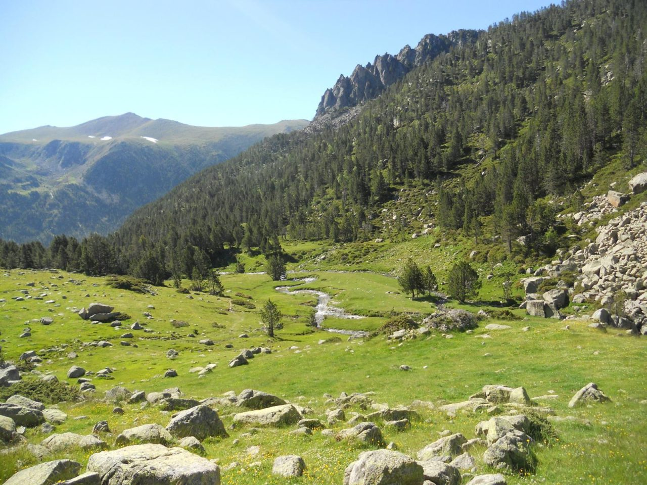 Valley of the Llosa